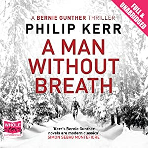 A Man Without Breath Hörbuch