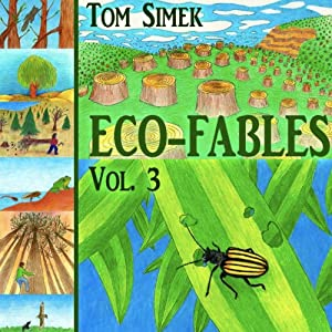 Eco-Fables: Green Stories for Children and Adults Audiobook