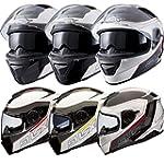 Shox Assault Tracer Integral Motorrad...
