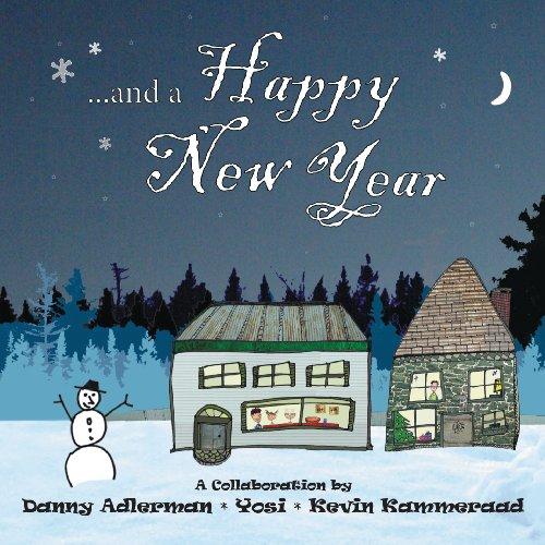 Original album cover of ...and a Happy New Year by Danny Adlerman