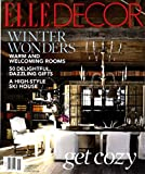 ELLE Decor [US] December January 2011 (単号)