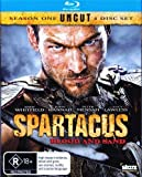 Spartacus: Blood and Sand - Season 1 (Uncut) Blu-Ray