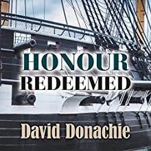 Honour Redeemed Audiobook by David Donachie Narrated by Gerry O'Brien