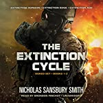 The Extinction Cycle Boxed Set: Extinction Horizon, Extinction Edge, and Extinction Age (The Extinction Cycle, Books 1 - 3) | Nicholas Sansbury Smith