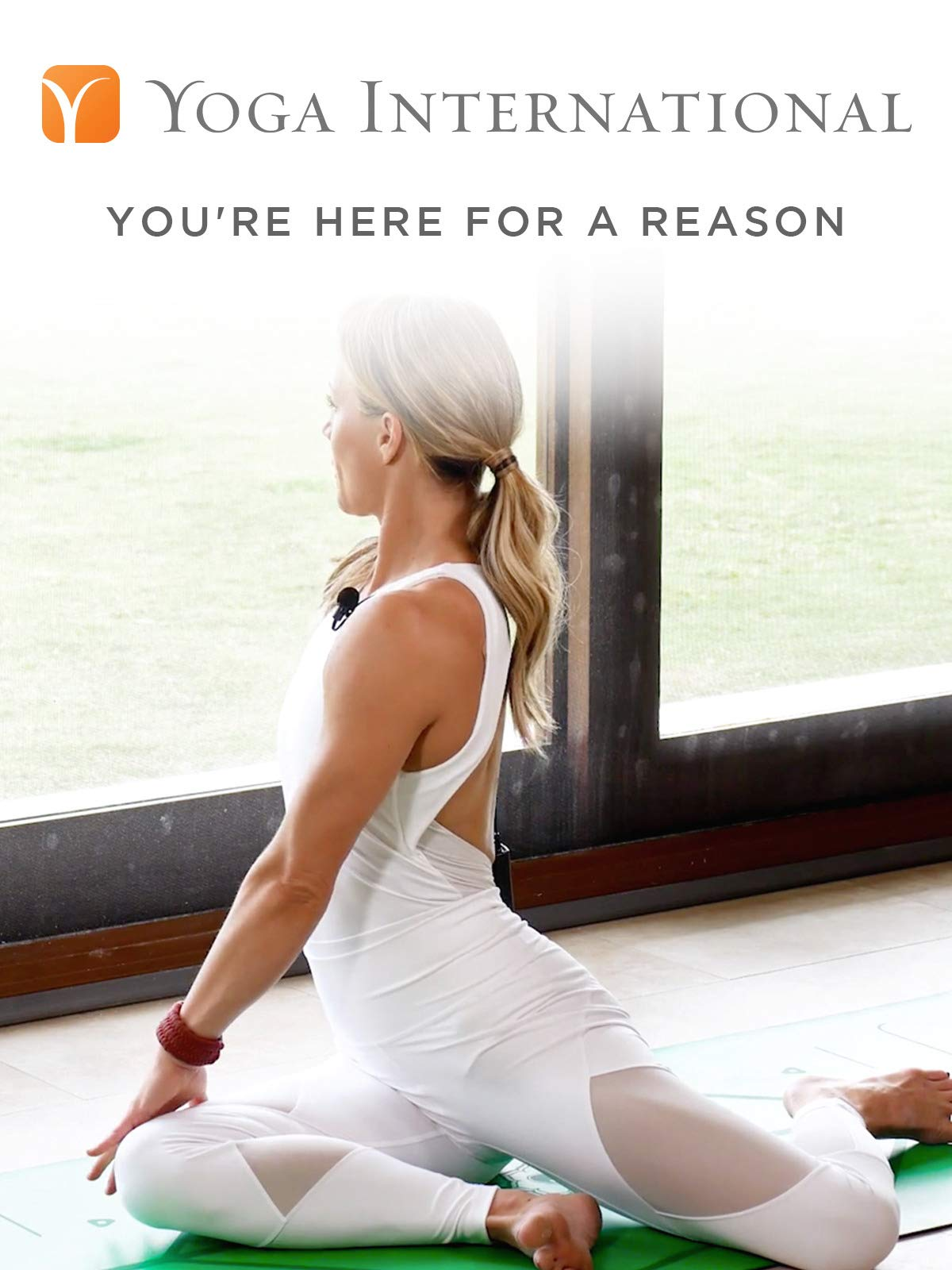 You're Here for a Reason on Amazon Prime Instant Video UK
