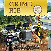 Crime Rib: Food Lovers' Village Mystery Series, Book 2 | Leslie Budewitz