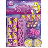 Rapunzel Favor Pack (48) Tangled Disney Girl Priness Birthday Party Supplies