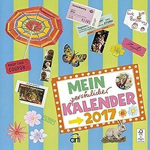 Mein Kalender 2017 - Kohwagner Broschürenkalender, kreative Ideen und Tipps, Bastelkalender  -  30