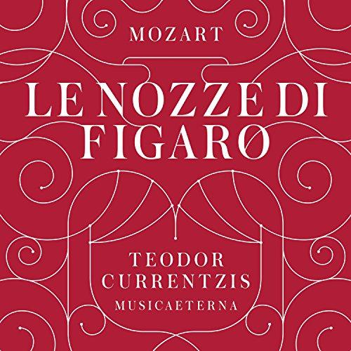 Mozart: Le Nozze Di Figaro [4 LP]