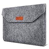SAVFY Laptophülle 15.6 Zoll Laptoptasche Sleeve Case Cover...