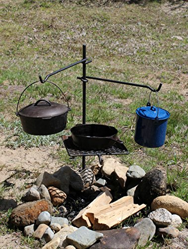 Campfire Pole Cooker