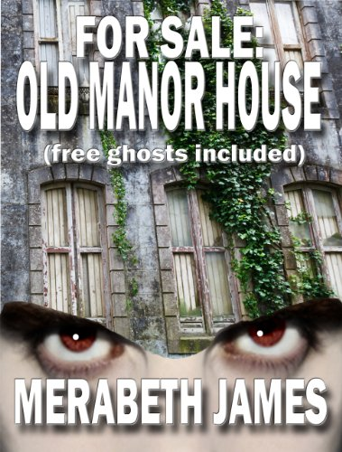 For Sale: Old Manor House (free ghosts included) #1