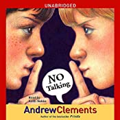 No Talking | [Andrew Clements]