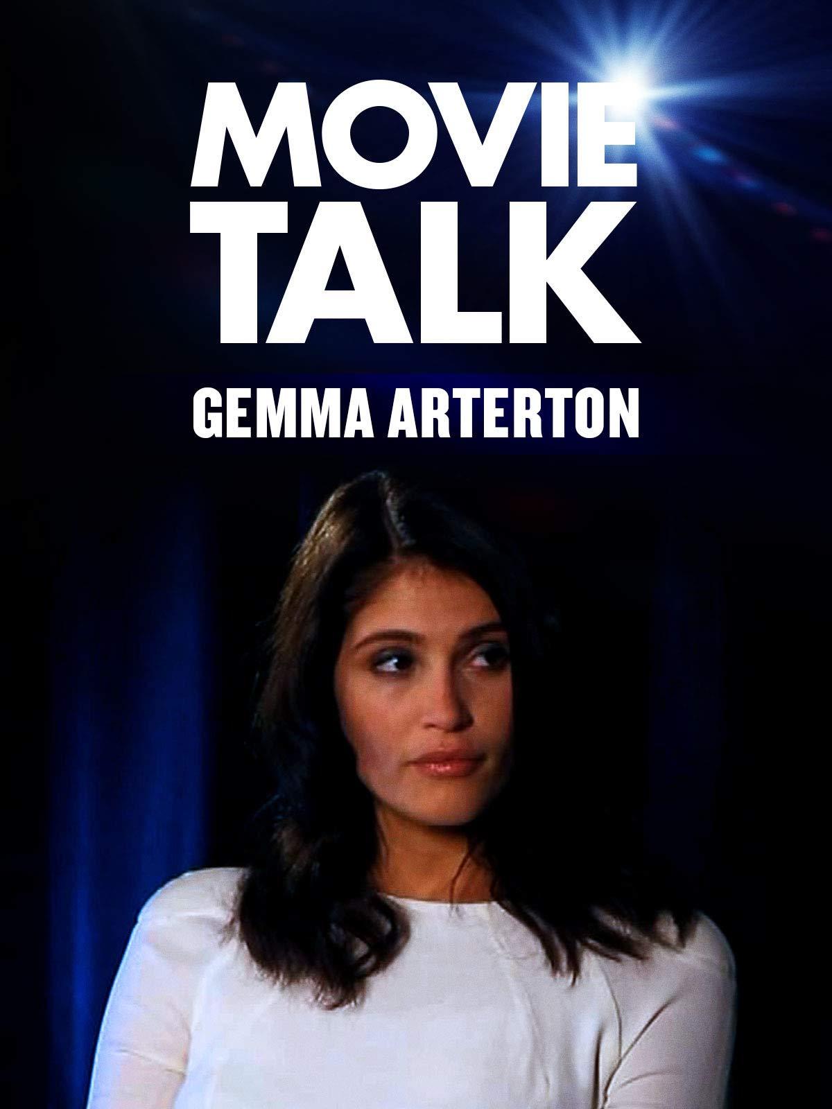 Gemma Arterton - Movie Talk on Amazon Prime Video UK
