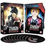 Fullmetal Alchemist Brotherhood Complete Series Collection (Episodes 1-64) [DVD] [Import anglais]