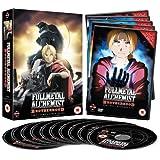 Fullmetal Alchemist: Brotherhood - Complete Series Collection (Episodes 1 - 64) [10 DVDs] [UK Import]