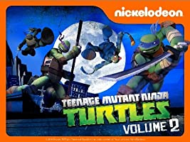 Teenage Mutant Ninja Turtles Volume 2 [HD]