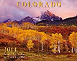 Colorado 2014 Deluxe Wall Calendar