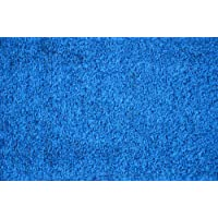 Dean Indoor/Outdoor Marina Blue Artificial Grass Turf Area Rug 12'x12'