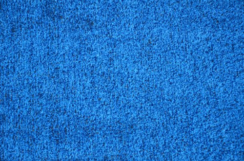 Indoor/Outdoor Marina Blue Artificial Grass Turf Area Rug 6'x8'