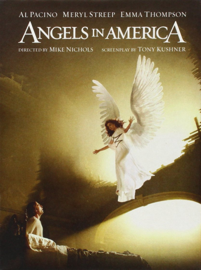 the power of angels in america essay