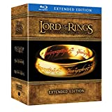 The Lord of the Rings: The Motion Picture Trilogy (The Fellowship of the Ring / The Two Towers / The Return of the King Extended Editions)  [Blu-ray] ~ Elijah Wood