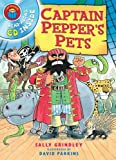 I am Reading with CD: Captain Pepper's Pets