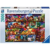 Ravensburger World of Books 2000 Piece Puzzle