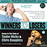 Sing The Hits of Taylor Hicks & Chris Daughtry