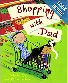 Book Review - Shopping With Dad