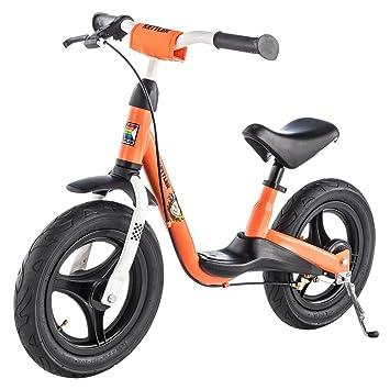 "Kettler - 0T04040-0030 - Vélo sans pédales - Spirit Air - Racing - 12,5"""