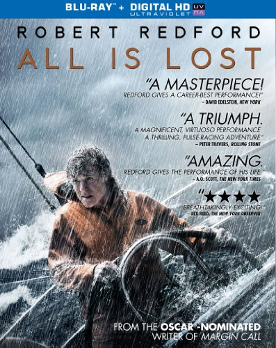 All Is Lost [Blu-ray + Digital HD]