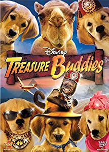 Treasure Buddies by Walt Disney Video