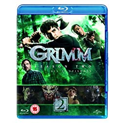 Grimm-Complete Series 2 [Blu-ray]