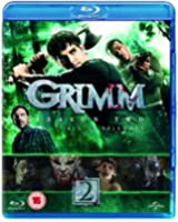 Grimm-Complete Series 2 [Blu-ray] [Import anglais]
