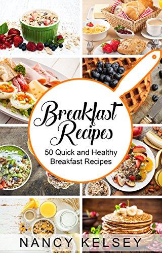 Breakfast Recipes by Nancy Kelsey ebook deal