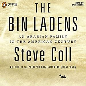 The Bin Ladens Audiobook