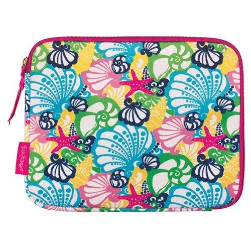 Lilly Pulitzer Ipad Sleeve / Netbook Sleeve - Chiquita Bonita