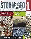 Storia & geo. Con e-book. Con espansione online. Per le Scuole superiori: 1