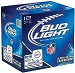 Bud Light 16oz (473mL aluminum bottle...
