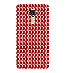 EPICCASE funky drops Mobile Back Case Cover For Asus Zenfone 2 Laser ZE551KL (Designer Case)