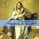 Vivaldi / Galuppi : Salve Regina - Motets
