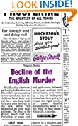 Great Ideas Decline of the English Murder (Penguin Great Ideas)