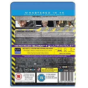 Elysium [Blu-ray] [Import anglais]