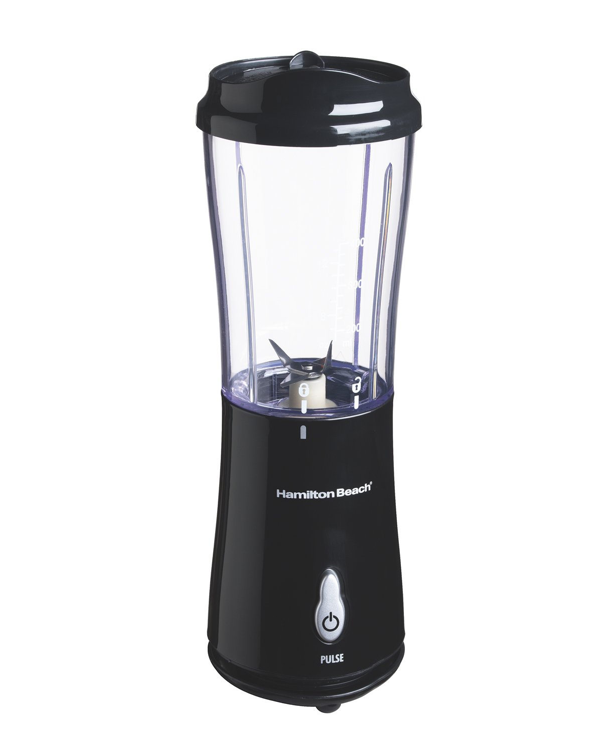 new hamilton beach personal blender mixer travel drink black smoothies shake ebay. Black Bedroom Furniture Sets. Home Design Ideas