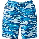 (ヘリーハンセン)HELLY HANSEN Fish Print Water Shorts HE71602-W FB フロートブルー WM