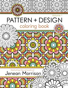 Cheapest Copy Of Pattern And Design Coloring Book Volume