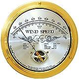 Cape Cod Cape Cod Wind Speed Indicator, Brass