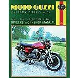 Haynes Repair Service Manual 339 Fits 77 78 Moto Guzzi 850 T 3 FB