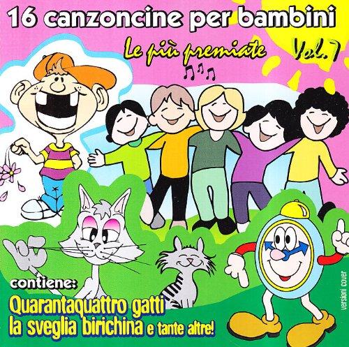 16 Canzoncine Vol.7 44 Gatti